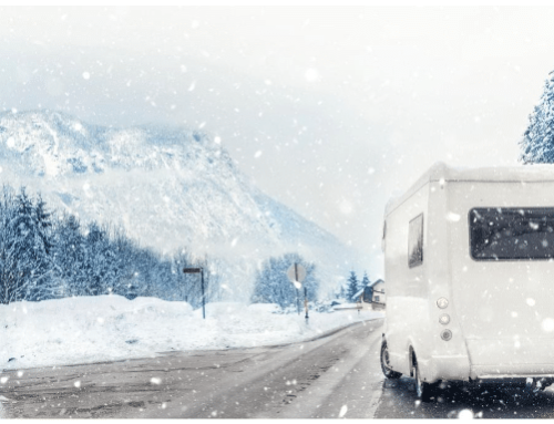 A Practical Guide on Preparing your RV For a Winter Trip